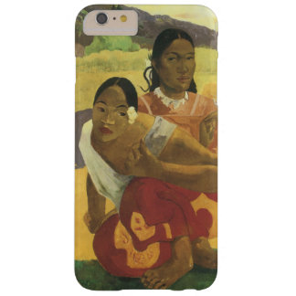 Wann heiraten Sie? durch Paul Gauguin Vintage Barely There iPhone 6 Plus Hülle
