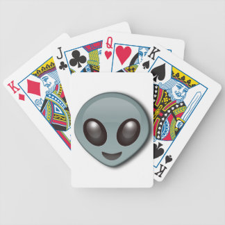 Wanzen-mit Augen alien Bicycle Spielkarten
