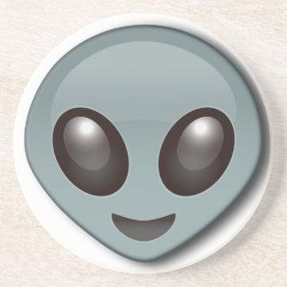 Wanzen-mit Augen alien Getränkeuntersetzer