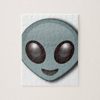 Wanzen-mit Augen alien Puzzle