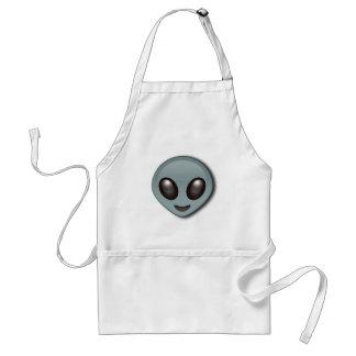 Wanzen-mit Augen alien Schürze