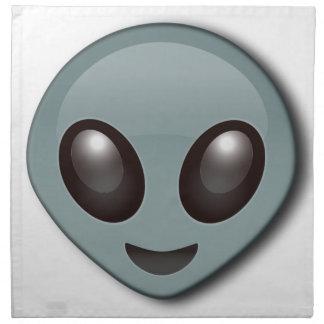 Wanzen-mit Augen alien Stoffserviette