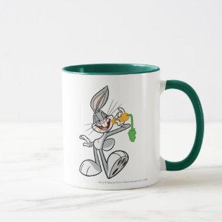 Wanzen mit Karotte Tasse