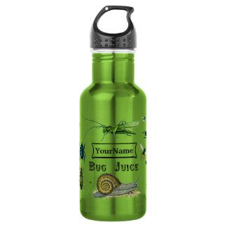 Wanzen-Saft-Wasser-Flasche für Entomologen Edelstahlflasche