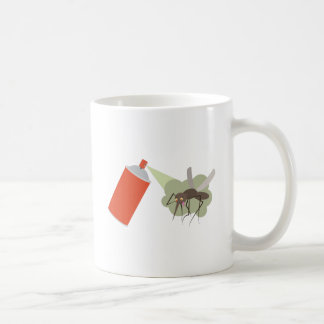 Wanzen-Spray Kaffeetasse