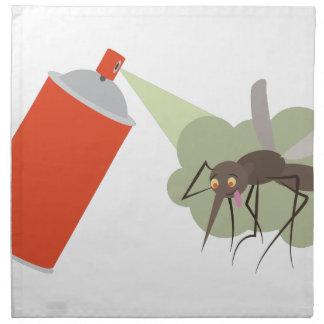 Wanzen-Spray Serviette