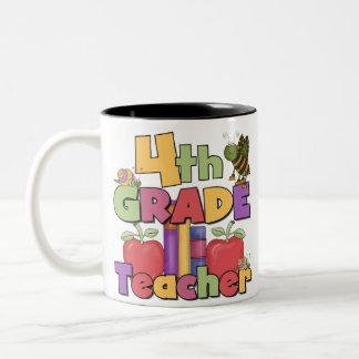 Wanzen und Apfel-4. Grad-Lehrer Teetasse