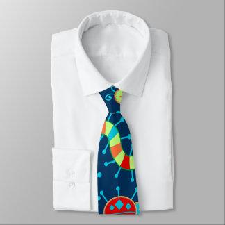 Wanzen und Käfer Krawatte