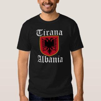 Wappen Albaniens Tirana T-shirt