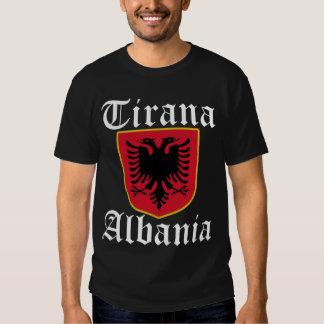 Wappen Albaniens Tirana Tshirts