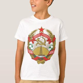 Wappen Aserbaidschans SSR T-Shirt