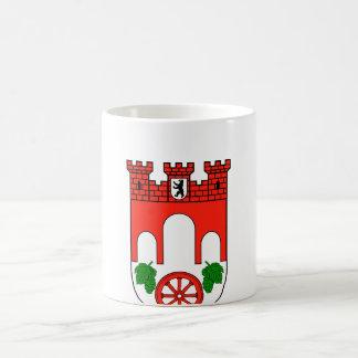 Wappen Berlin-Pankow Kaffeetasse