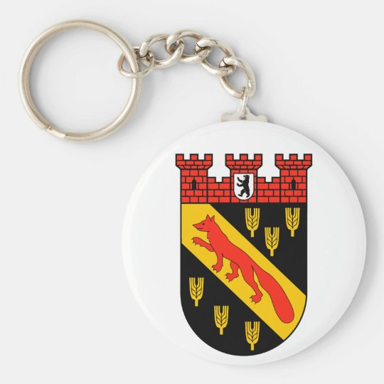 Wappen Berlin-Reinickendorf Schlüsselanhänger