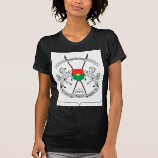 Wappen Burkina Faso - Armoiries Burkina Faso T-Shirt