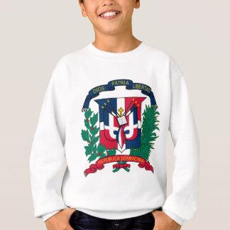 Wappen der Dominikanischen Republik Sweatshirt