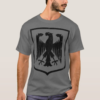 Wappen des Deutschen Eagle - Deutschland T-Shirt