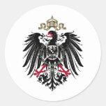 Wappen des deutschen Reiches (1889-1918) Stickers