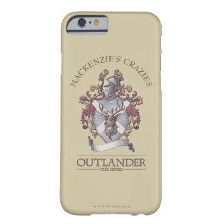Wappen des Outlander-|MacKenzie Barely There iPhone 6 Hülle