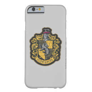 Wappen-Flecken Harry Potter | Hufflepuff Barely There iPhone 6 Hülle