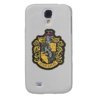 Wappen-Flecken Harry Potter | Hufflepuff Galaxy S4 Hülle