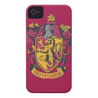 Wappen-Gold und Rot Harry Potter | Gryffindor Case-Mate iPhone 4 Hülle