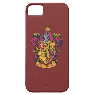 Wappen-Gold und Rot Harry Potter | Gryffindor iPhone 5 Case