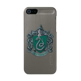 Wappen-Grün Harry Potter   Slytherin Incipio Feather® Shine iPhone 5 Hülle