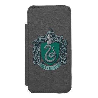 Wappen-Grün Harry Potter | Slytherin Incipio Watson™ iPhone 5 Geldbörsen Hülle