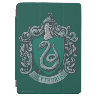 Wappen-Grün Harry Potter | Slytherin iPad Air Hülle