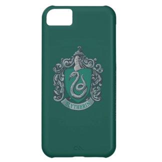 Wappen-Grün Harry Potter | Slytherin iPhone 5C Hülle