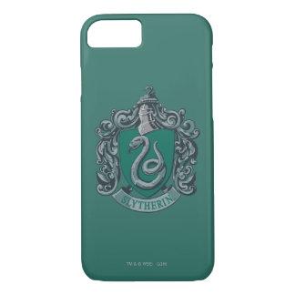 Wappen-Grün Harry Potter | Slytherin iPhone 8/7 Hülle