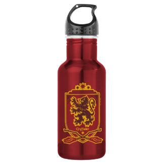 Wappen Harry Potter | Gryffindor QUIDDITCH™ Edelstahlflasche