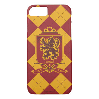 Wappen Harry Potter | Gryffindor QUIDDITCH™ iPhone 8/7 Hülle