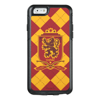 Wappen Harry Potter | Gryffindor QUIDDITCH™ OtterBox iPhone 6/6s Hülle