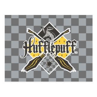 Wappen Harry Potter | Gryffindor QUIDDITCH™ Postkarte