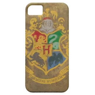 Wappen Harry Potter   Hogwarts - Blau iPhone 5 Etuis