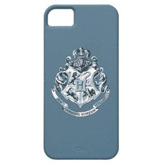 Wappen Harry Potter   Hogwarts - Blau iPhone 5 Schutzhülle