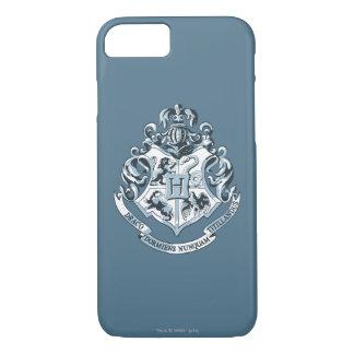 Wappen Harry Potter | Hogwarts - Blau iPhone 8/7 Hülle