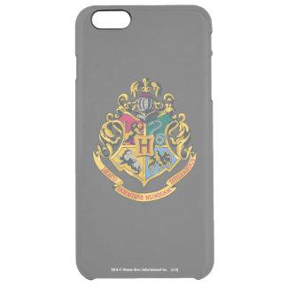 Wappen Harry Potter   Hogwarts farbenreich Durchsichtige iPhone 6 Plus Hülle