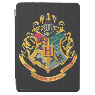 Wappen Harry Potter | Hogwarts - farbenreich iPad Air Cover