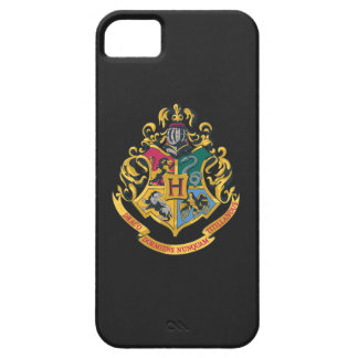 Wappen Harry Potter | Hogwarts - farbenreich iPhone 5 Case