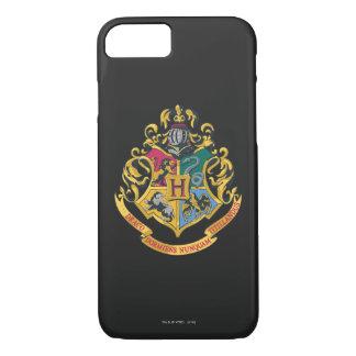 Wappen Harry Potter | Hogwarts - farbenreich iPhone 8/7 Hülle