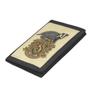 Wappen Harry Potter | Hufflepuff mit Dachs