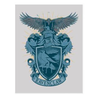 Wappen Harry Potter | Ravenclaw Postkarte