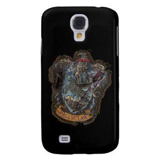 Wappen Harry Potter   Ravenclaw - zerstört Galaxy S4 Hülle