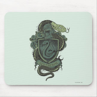 Wappen Harry Potter | Slytherin Mousepads