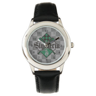 Wappen Harry Potter | Slytherin QUIDDITCH™ Armbanduhr