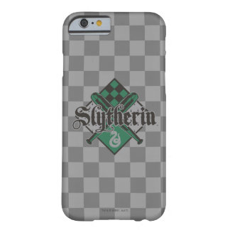 Wappen Harry Potter | Slytherin QUIDDITCH™ Barely There iPhone 6 Hülle