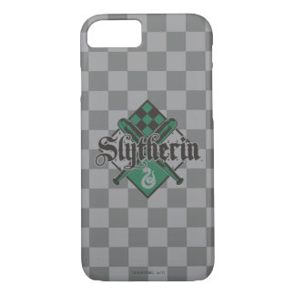 Wappen Harry Potter | Slytherin QUIDDITCH™ iPhone 8/7 Hülle