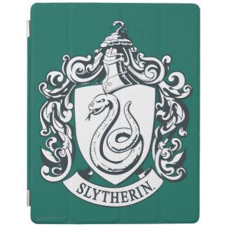 Wappen Harry Potter | Slytherin - Schwarzweiss iPad Smart Cover